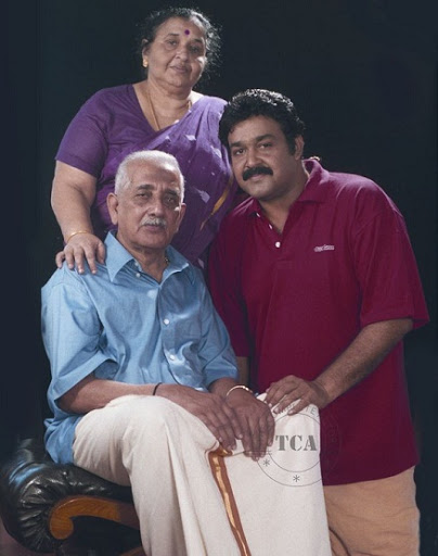 Mohanlal parents