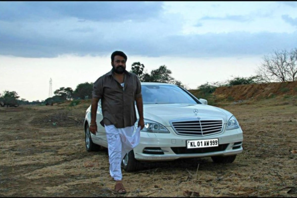 Mohanlal Car Collection: