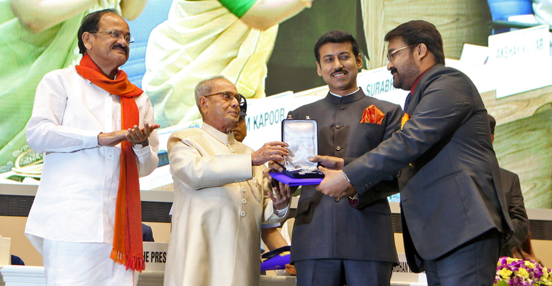 Mohanlal Awards and Achievements: