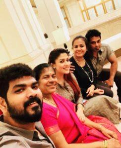 Nayanthara's Family: