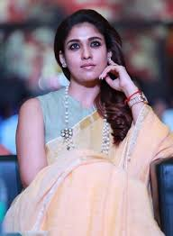 Know more about Nayanthara