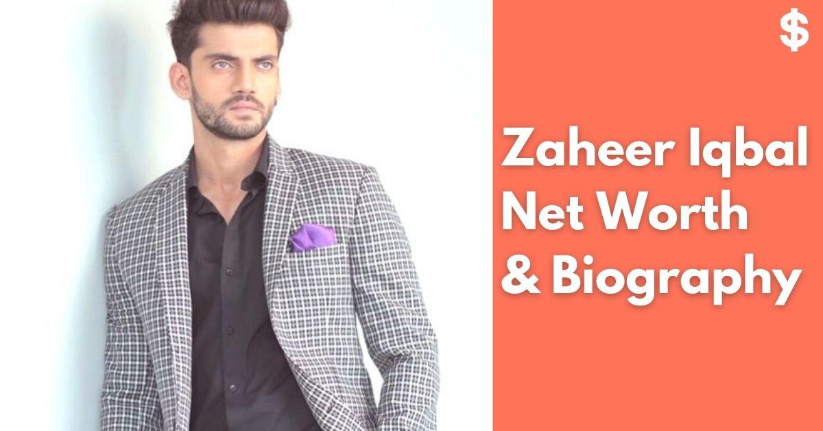 Zaheer Iqbal Net Worth | Income, Salary, Property | Biography