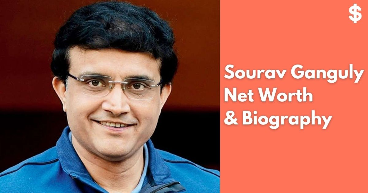 Sourav Ganguly Net Worth | Income, Salary, Property | Biography