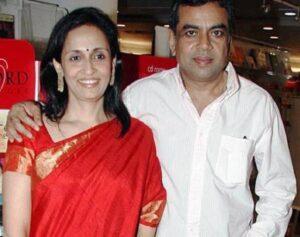 Paresh Rawal's Swaroop Sampat, Actress
