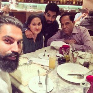 Parmish Verma Family: