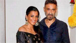 Rahul Dev's Partner :- Mugdha Godse(actress)