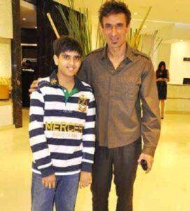 Rahul Dev's Son (s) :-Siddharth
