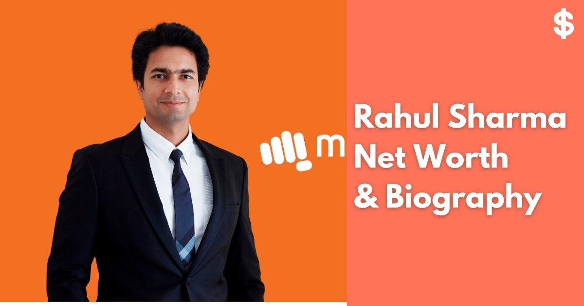 Rahul Sharma Net Worth (Micromax) | Income, Salary, Property | Biography
