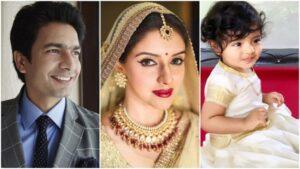 Rahul Sharma'a family :
