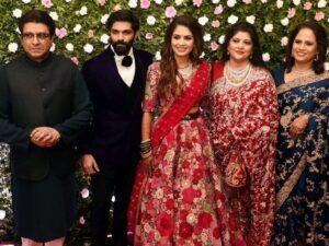 Raj Thackeray's Family: