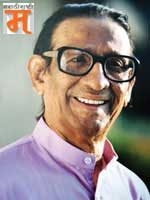 Raj Thackeray's Father :-Shrikant Thackeray