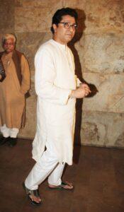 Raj Thackeray's Body Measurements, Height, & Weight:
