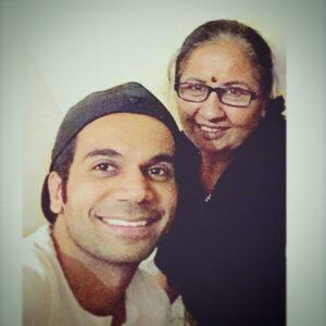 Rajkumar Rao's Mother :-Kamlesh Yadav
