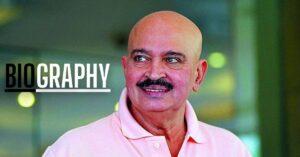 Rakesh Roshan Biography