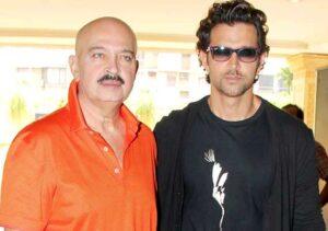 Rakesh Roshan's Son (s) :- Hrithik Roshan (Actor)