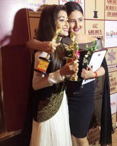 Rashmi Desai's Awards and Achievements: