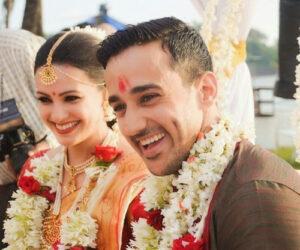 Rohit Reddy's Wife :- Anita Hassanandani