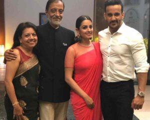 Rohit Reddy's Family: