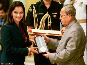 Sania Mirza's Awards and Achievements: