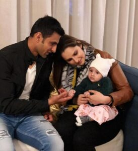 Sania Mirza's Family