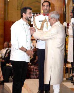 Sanjeev Kapoor;s Awards and Achievements: