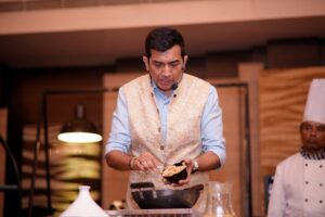 Know more about Sanjeev Kapoor: