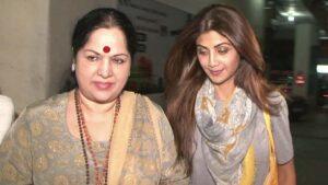 Shilpa Shetty Sunanda Shetty (Businesswomen)
