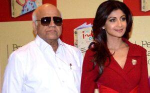Shilpa Shetty Surendra Shetty (Businessman)