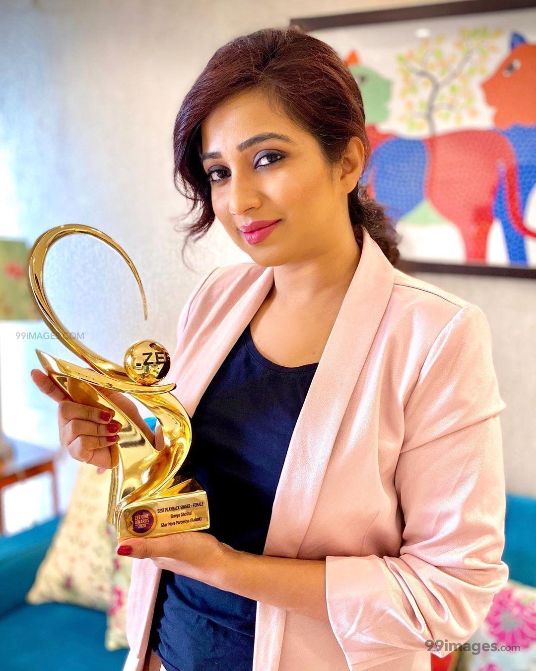 Shreya Ghoshal Awards and Achievements: