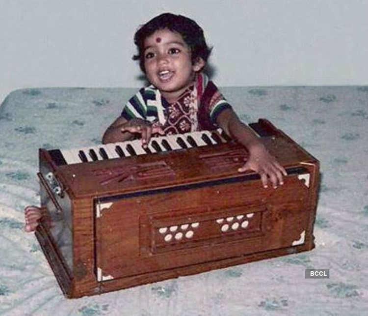 Early Life of Shreya Ghoshal