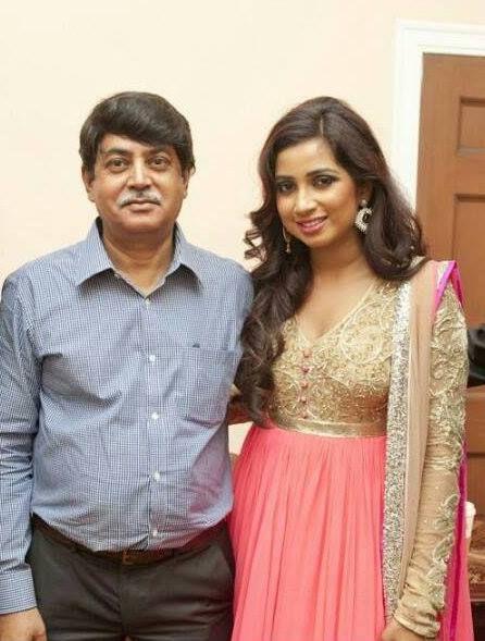 Shreya Ghoshal Bishwajit Ghoshal