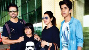 Sonu Sood's Family: