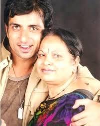 Sonu Sood's Mother :-Saroj Sood (Teacher)