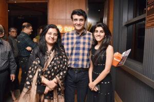 Sourav Ganguly's Family: