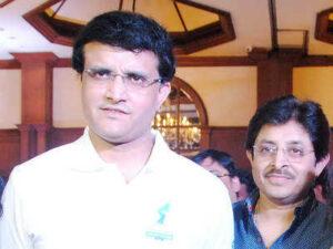 Sourav Ganguly's brother Snehasish Ganguly