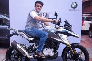 Sourav Ganguly's Car/Bike Collection: