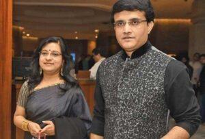 Sourav Ganguly wife Dona Ganguly