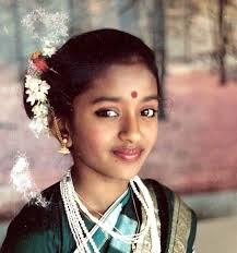 Suma Kanakala's childhood image