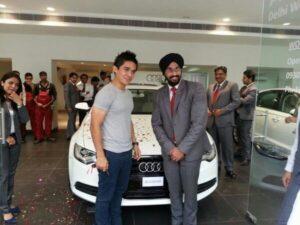 Sunil Chhetri Car Collection: