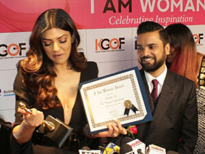 Sushmita Sen's Awards and Achievements: