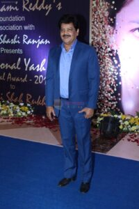 Udit Narayan's Body Measurements, Height, & Weight: