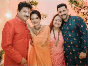 Udit Narayan's Family: