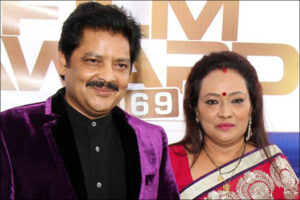 Udit Narayan's Wife :- Deepa | Narayan Jha (Singer, 1985)
