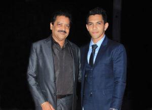 Udit Narayan's Son (s) :- Aditya Narayan(Singer and Actor)