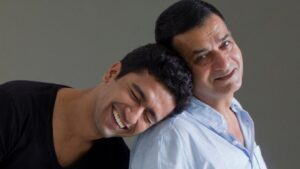 Vicky Kaushal's Father :-Sham Kaushal (Action Director)