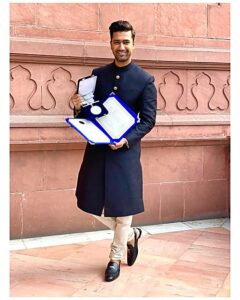 Vicky Kaushal's Awards and Achievements:
