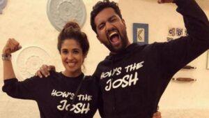 Vicky Kaushal's Affair :- Harleen Sethi (Actress, Anchor)