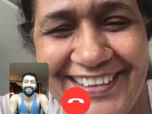 Vicky Kaushal's Mother :-Veena Kaushal (Homemaker)