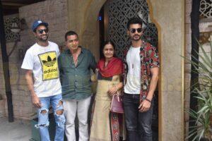 Vicky Kaushal's Family: