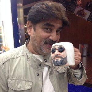 Zaheer Iqbal's Father :-Iqbal Ratnasi (Jeweller)
